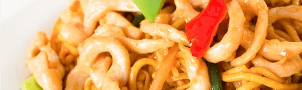 Strip Chicken Fried Rice or Chowmein/ Low Mein – Dish of the day! Sunday May 10, 2015