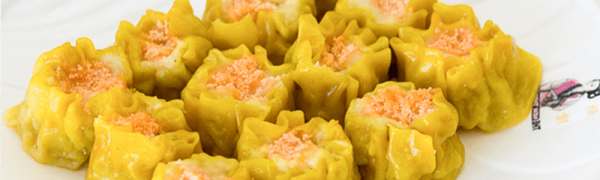 Chinese Dumplings  (Options: with Chicken or Pork ) – Dish of the day! Monday May 11, 2015