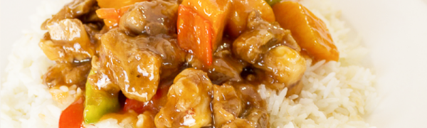 Stew Pork Ribs with Pumpkin  Plain Rice – Dish of the day! Wed May 13, 2015