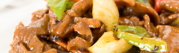 Sauteed Beef with Blackbean Sauce – Dish of the day! Friday May 15, 2015