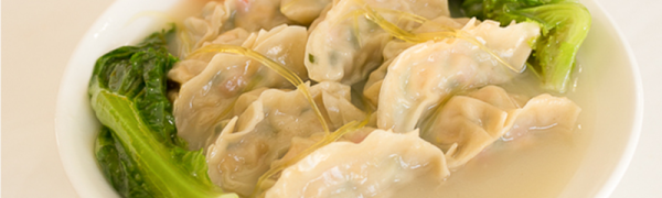 Shark Fin Dumpling in Soup – Dish of the day! Sunday May 17, 2015
